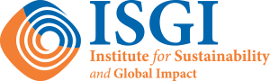 Institute for Sustainability and Global Impact logo